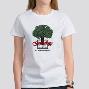It's All About Family Women's T-Shirt