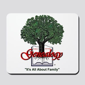 It's All About Family Mousepad