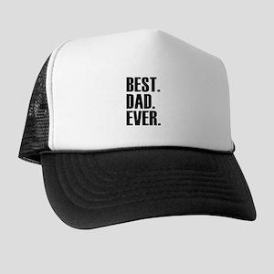 Best Dad Trucker Hats - CafePress b9948d972fe2