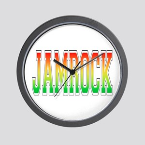 Jamrock Wall Clock