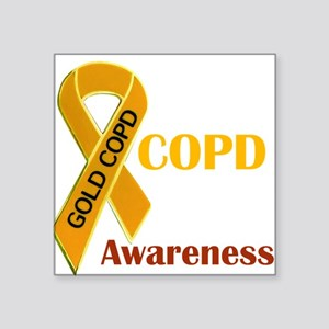 COPD Awareness Sticker