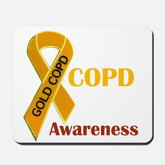 COPD Awareness Mousepad