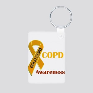 COPD Awareness Keychains