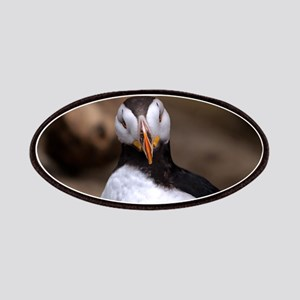 Puffin Horned 9020 Patches