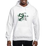 Jade Dragon Hooded Sweatshirt