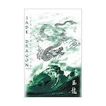 Jade Dragon Mini-Poster