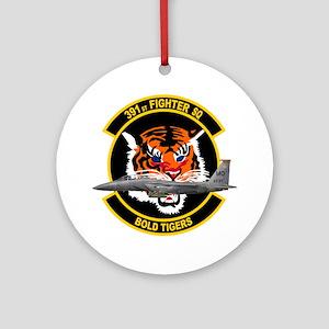 F-15E Strike Eagle Ornament (Round)