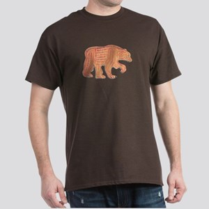 FURRY BEAR Dark T-Shirt