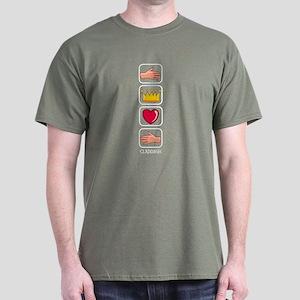 Claddagh Dark T-Shirt