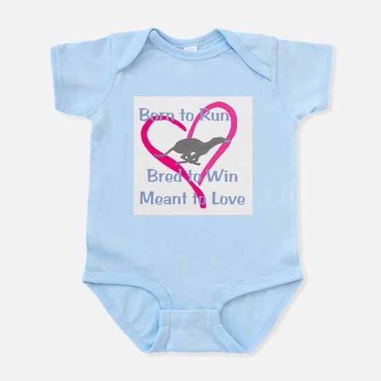 Born to Love Infant Bodysuit