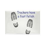Foot Fetish Rectangle Magnet (100 pack)
