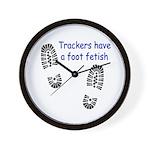 Foot Fetish Wall Clock