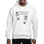 Foot Fetish Hooded Sweatshirt