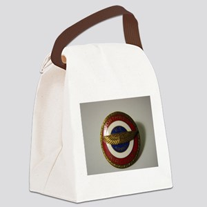 US Airmail NWA Canvas Lunch Bag