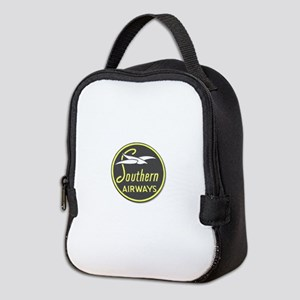 Southern Airways Neoprene Lunch Bag