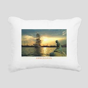 copenhagen Rectangular Canvas Pillow