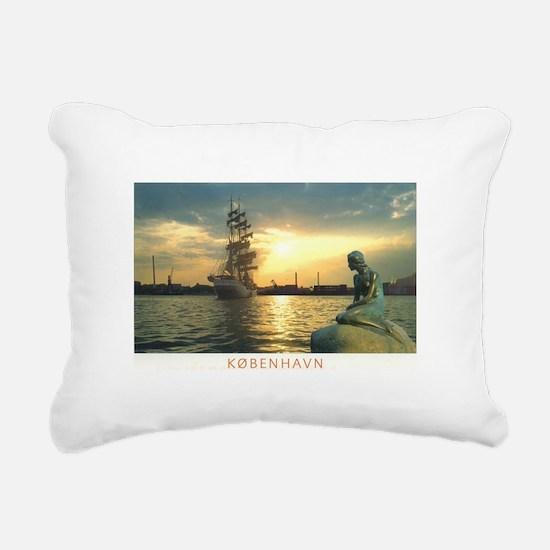 copenhagen.jpg Rectangular Canvas Pillow