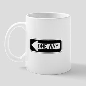 One Way Left - USA Mug
