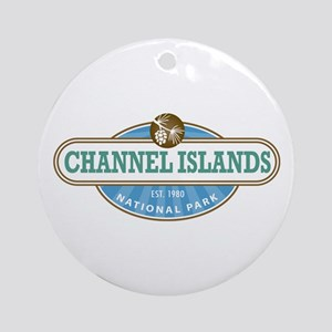 Channel Islands National Park Ornament (Round)