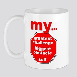 My Greatest Challenge Mug