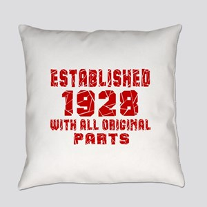 Established 1928 With All Original Everyday Pillow