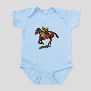 Race Horse Body Suit