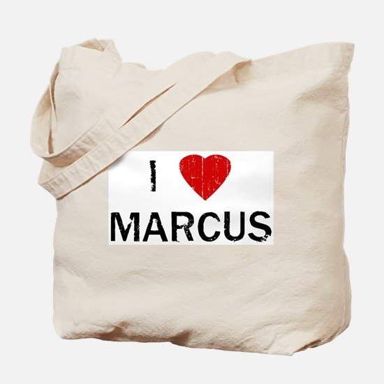 I Heart MARCUS (Vintage) Tote Bag