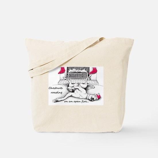 Unique Yule Tote Bag