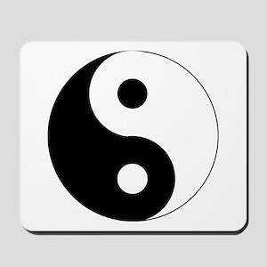 Yin & Yang (Traditional) Mousepad