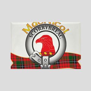 MacNicol Clan Magnets