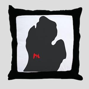 Grand Rapids, MI Throw Pillow