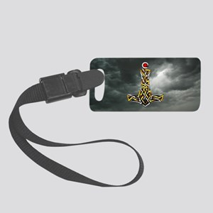Thor's Hammer Small Luggage Tag
