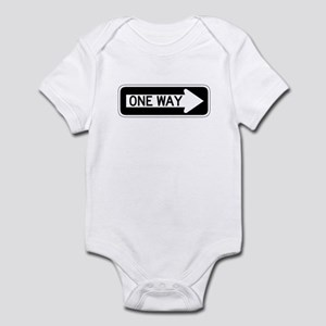 One Way Right - USA Infant Bodysuit