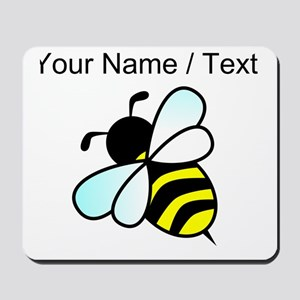 Custom Bumble Bee Mousepad