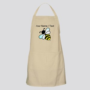 Custom Bumble Bee Apron