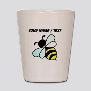 Custom Bumble Bee Shot Glass