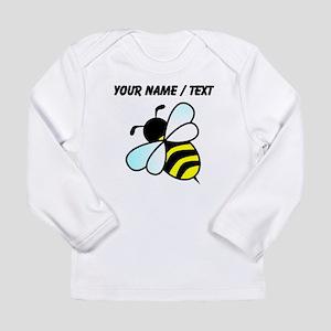 Custom Bumble Bee Long Sleeve T-Shirt