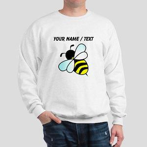 Custom Bumble Bee Sweatshirt