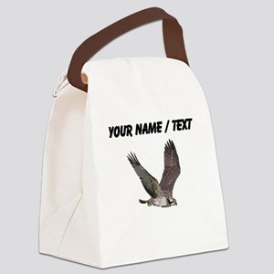 Custom Osprey Canvas Lunch Bag