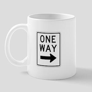 One Way Right 2 - USA Mug