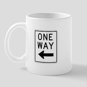 One Way Left 2 - USA Mug