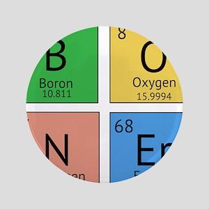 """Chemistry Boner 3.5"""" Button"""