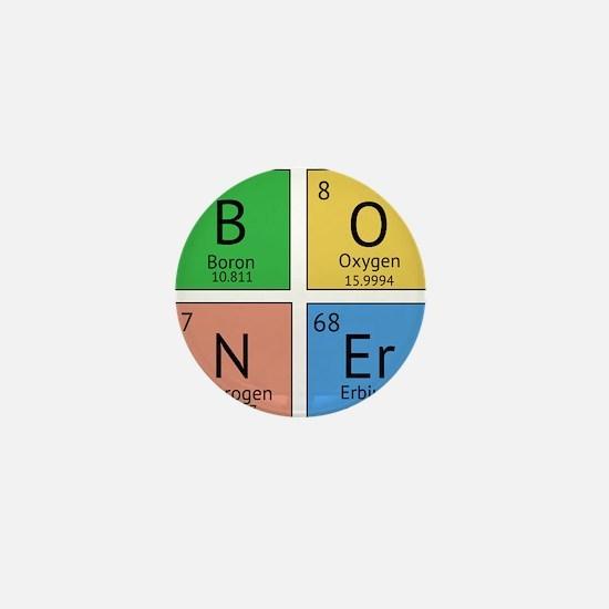 Chemistry Boner Mini Button