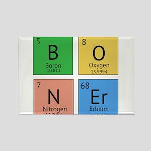Chemistry Boner Rectangle Magnet