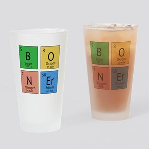 Chemistry Boner Drinking Glass