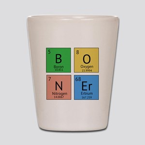 Chemistry Boner Shot Glass