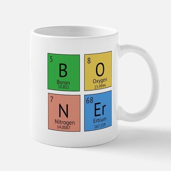 Chemistry Boner Mug