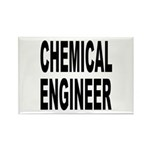 Chemical Engineer Rectangle Magnet (10 pack)