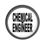 Chemical Engineer Wall Clock