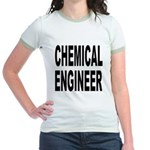 Chemical Engineer (Front) Jr. Ringer T-Shirt